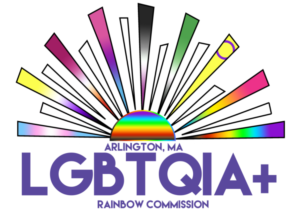 Rainbow Commission logo