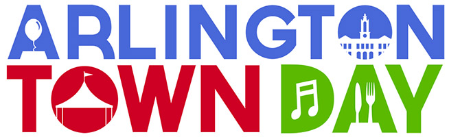 [Image: Logo for Arlington MA Town Day]